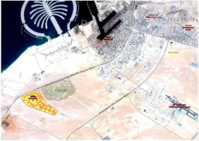 Lowest price in Jebel Ali Hills | Multiple plots available