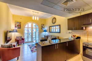 Vacant   Two Bedrooms   Community View  