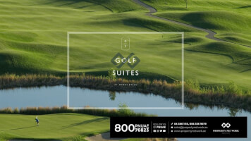 LOWEST PRICE EVER - 1 BED IN GOLF SUITES