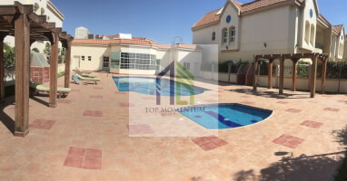 4BR+M   Sharing pool & gym   Semi independent