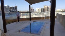 Dubai Wharf | Mosque View | 2BR+Maids |