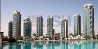 Full Fountain View Burj Residence Tower 7