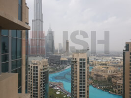 Spacious - Vacant - Partial Burj&Fountain View