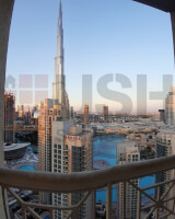 BURJ KHALIFA & FOUNTAIN VIEW|NO CHILLER|