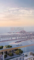 1BR Full Sea & Palm View in Marina Vista