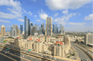 Cheapest 1 BR Apt with DIFC and Zaabeel view.